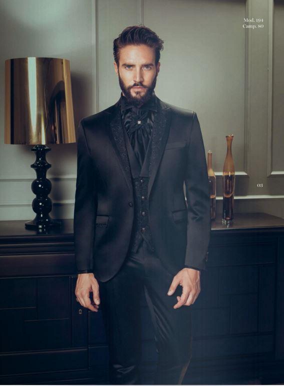 Total Black Uomo Matrimonio : Collezioni perez moda sassari w layouts